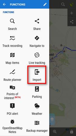 manual:user_guide:tracks:import [ Locus Map - knowledge base]